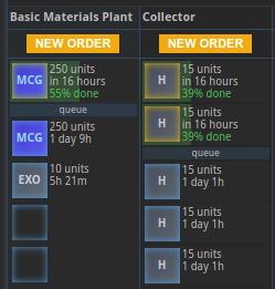 production slots